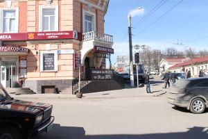 Ул. матроса Дрылевского (бывшая Спасская)