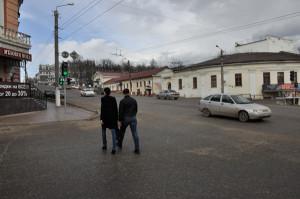 Угол Дрелевского и Ленина