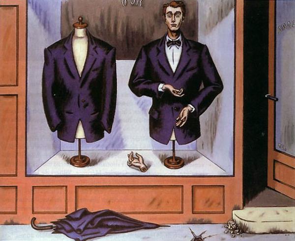 Жан Хелион. Манекены магазина D'or. 1951