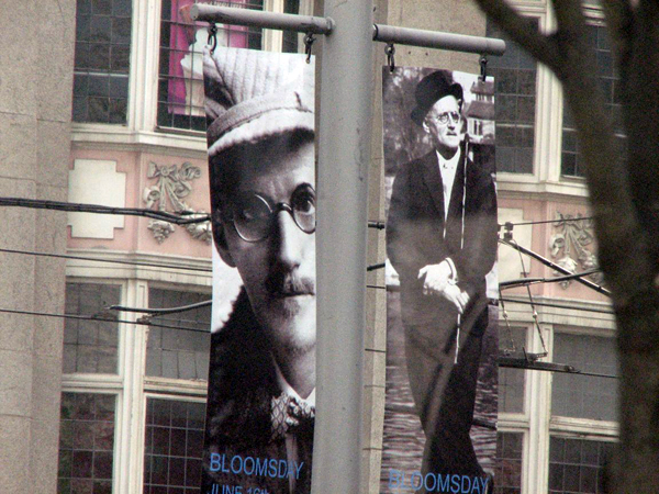 bloomsday в Дублине