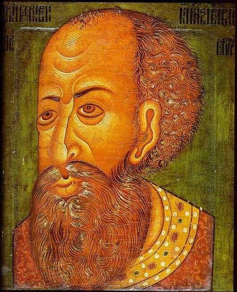 Парсуна Ивана IV