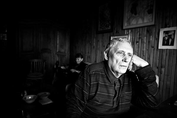 Юрий Мамлеев. Фото: Макс Авдеев