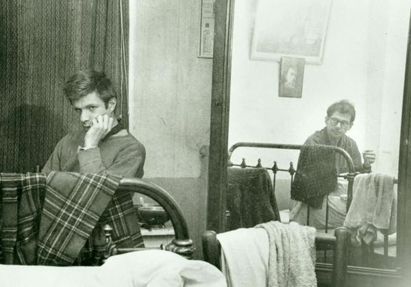 Орловски и Гинзберг, 1957 год