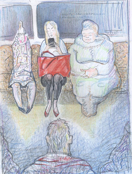 Рисунки автора