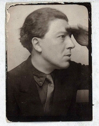 Andr Breton 1929
