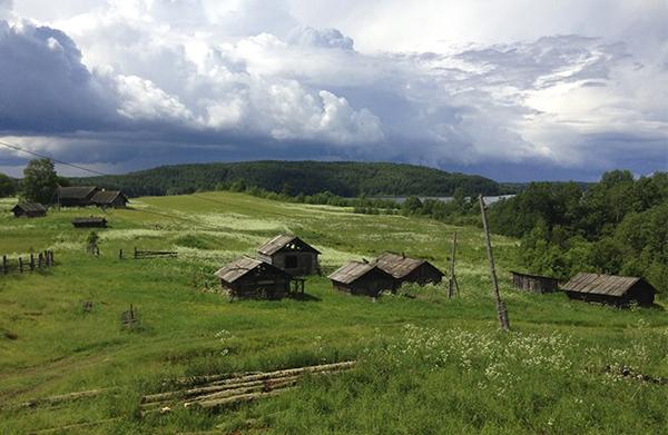 Кадр из фильма «Белые ночи почтальона Алексея Тряпицына»