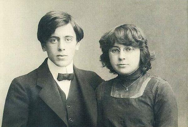 Эфрон и Цветаева, 1911 г., Коктебель