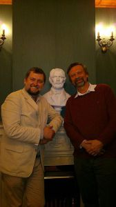 Три бороды: Орлов, Тургенев, Нечипоренко