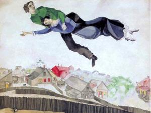 М.Шагал. 1918