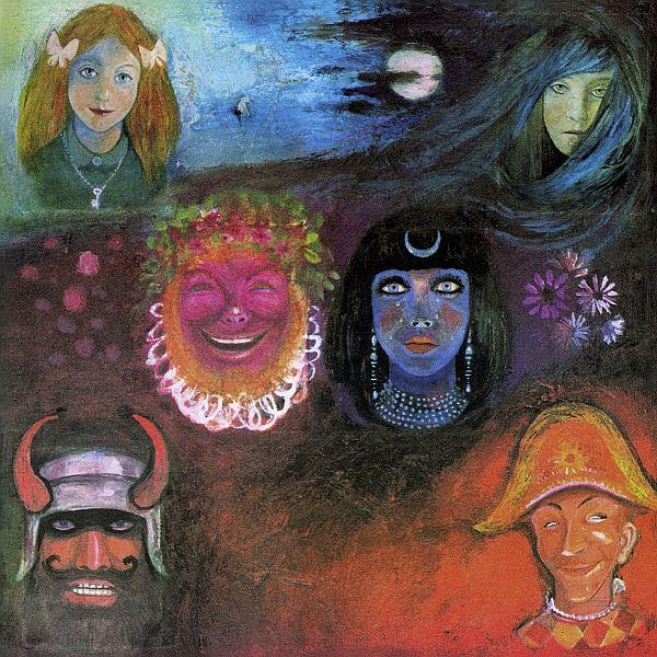 In the Wake of Poseidon. 1970