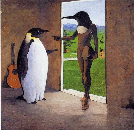 Альбом Penguin Cafe Orchestra. 1981