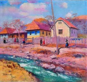 Худ. Иосиф Бокшай. 1965 г.