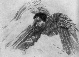 М.Врубель. Демон