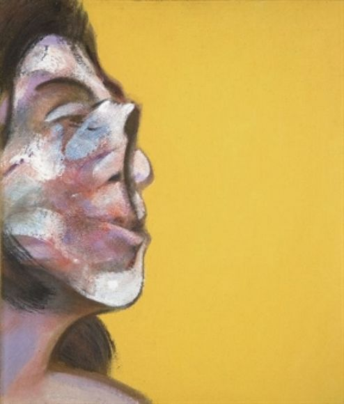 Francis Bacon. Portrait of Henrietta Morales