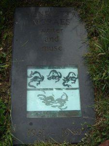 Funerary monument, Brompton Cemetery, London