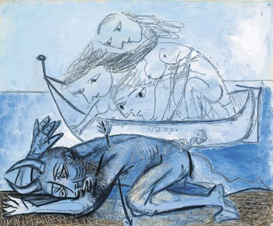 Pablo Picasso. The Guardian. April, 27. 2017