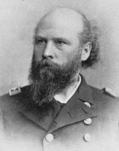 Дж.Уоллес Мельвилль. Амер. морской инженер, контр-адмирал.