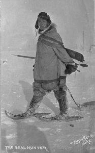 Охотник времён Дж.Лондона