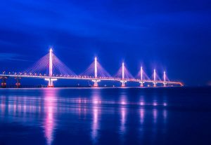 Мост Цзясин — Шаосин