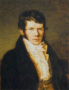 Пётр Андреевич Вяземский. Худ. К.Рейхель. 1817 г.