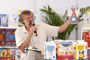 Ю.Нечипоренко, создатель книжной серии для детей