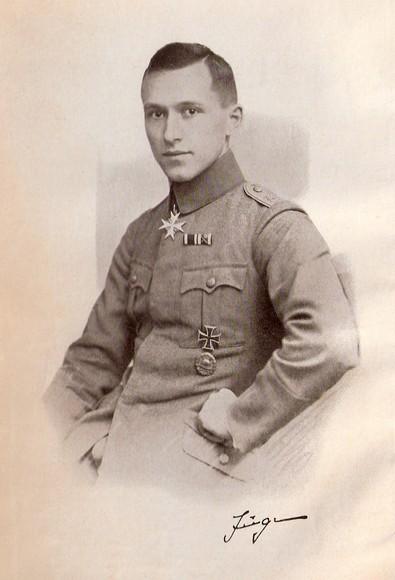 Эрнст Юнгер