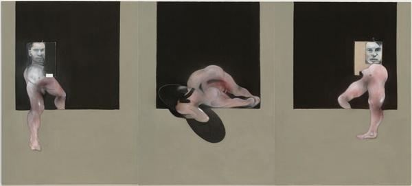 Бэкон, триптих, 1991