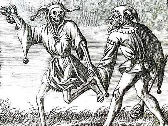 Плут и смерть