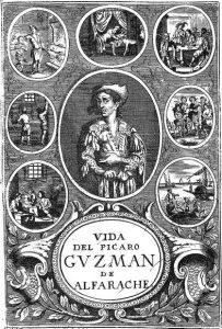 Обложка Гусмана де Альфараче