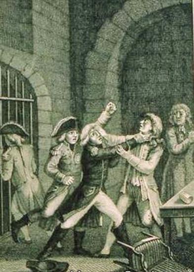 Убийство Петра III гвардейцами