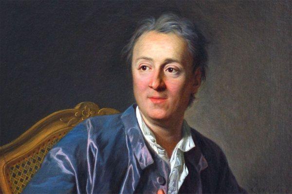 Denis Diderot, by Louis-Michel van Loo, 1767