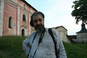 Олег Давыдов, июль 2007 г., Кириллов монастырь