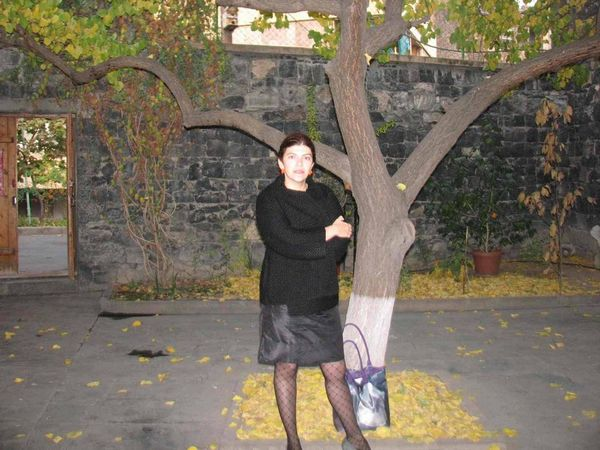 Фестиваль «Золотой абрикос», дом-музей Сергея Параджанова, Ереван, 2012