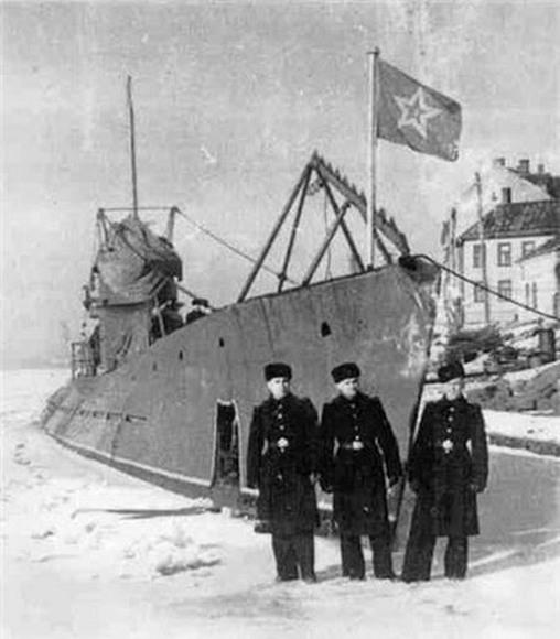 Лодка С-13 Маринеско