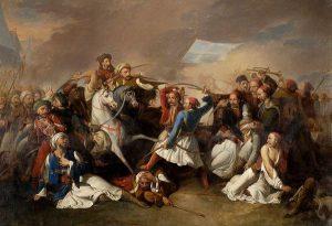 Греческая революция. Marsigli Filippo (1790—1863)