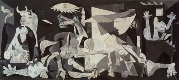 Пабло Пикассо. Герника