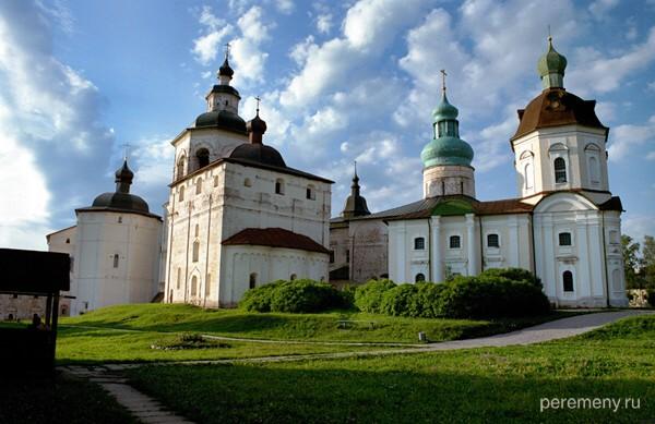 Кириллов Белозерский монастырь. Фото Олега Давыдова