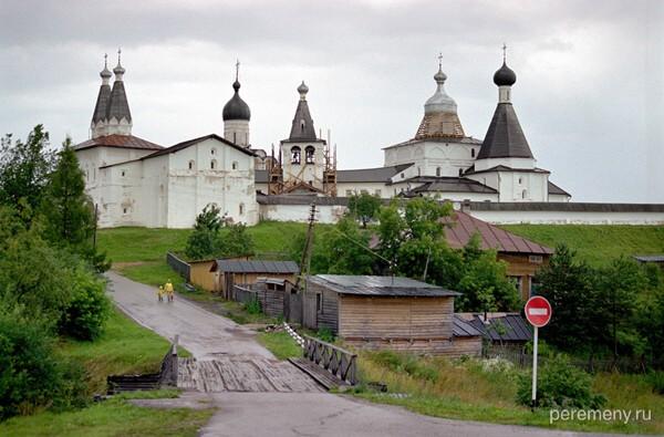 Ферапонтов Белозерский монастырь. Фото Олега Давыдова