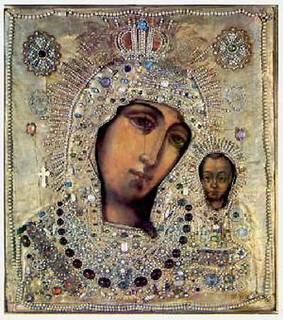 Петербургская из Казанского собора