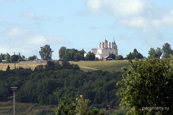 Успенский (Овинов) монастырь в Галиче Костромской области. Фото Олега Давыдова