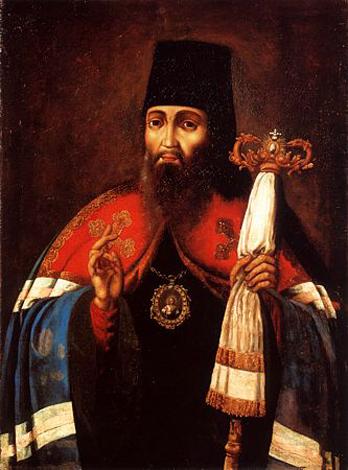 Портрет Тихона Задонского