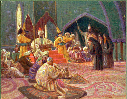 Макарий и хан Улу-Мухаммед