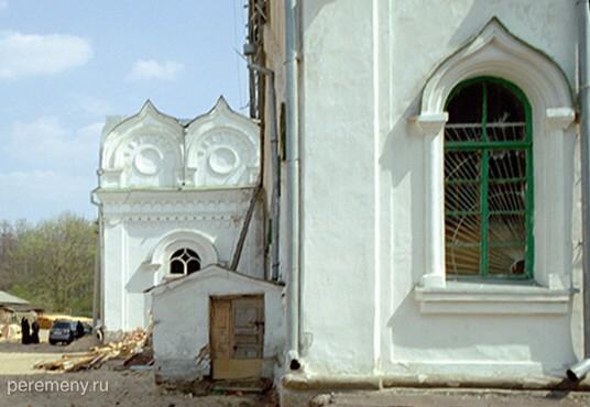 Толшевский монастырь. Фото Олега Давыдова