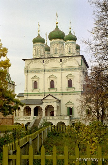 Успенский собор Иосифова монастыря. Фото Олега Давыдова