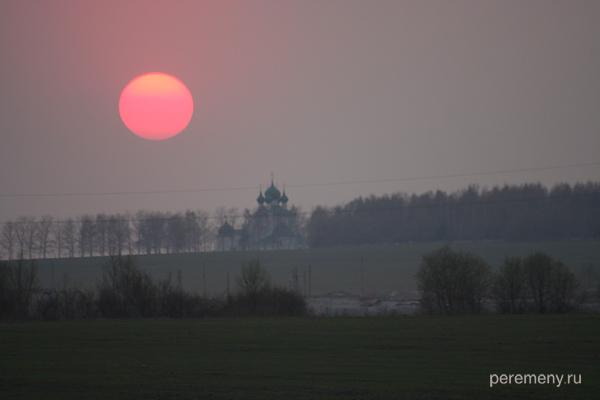 Куликово поле. Фото Олега Давыдова