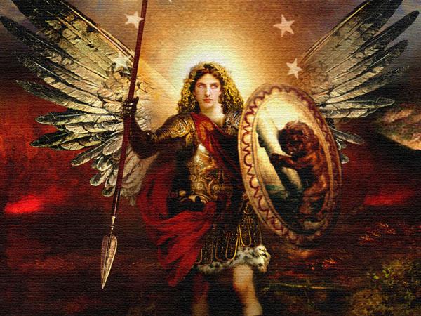 Ангельская Магия. Интересная информация Archangel_Michael