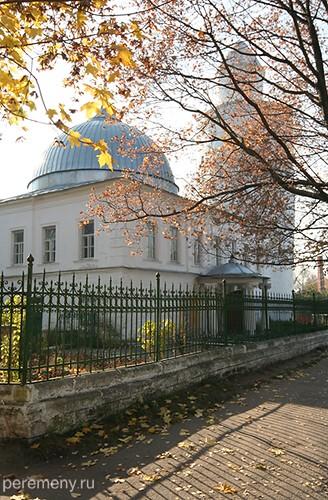 Касимов. Старая мечеть. Фото Олега Давыдова