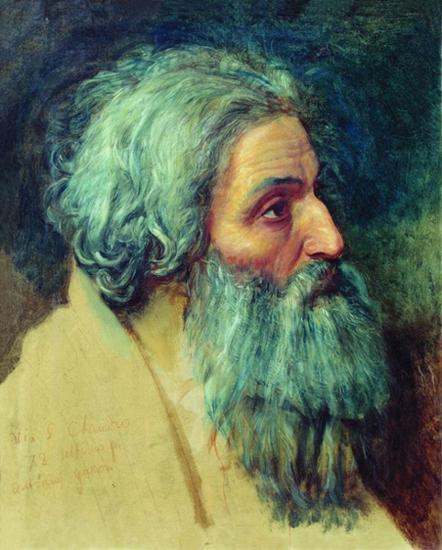 Андрей Первозванный. Картина Александра Иванова