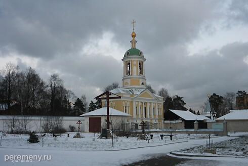 Екатерининский монастырь в Видном. Фото Олега Давыдова