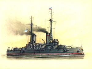Линейный корабль Андрей Первозванный